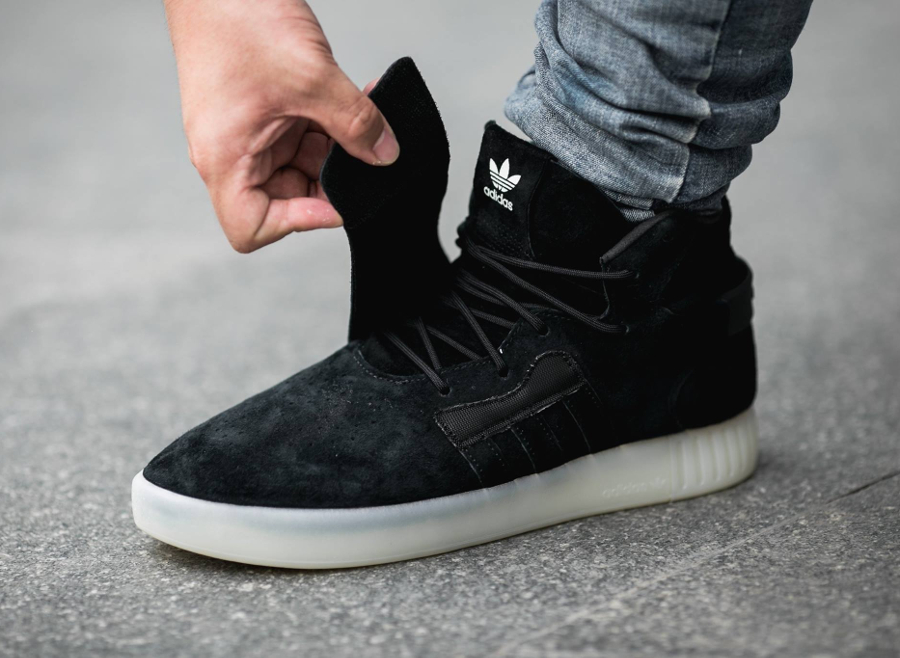 adidas tubular noir prix